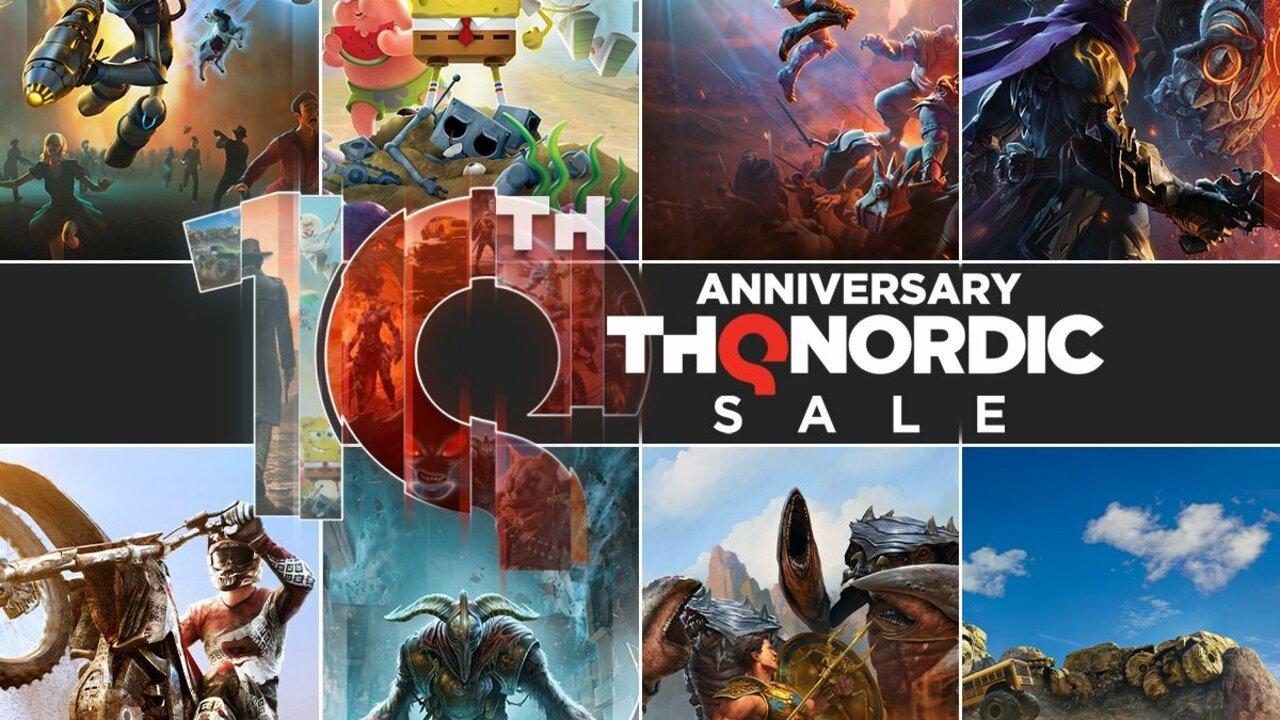 THQ NORDIC Unveils 6 new games during 10TH anniversary showcase > NAG - NAG